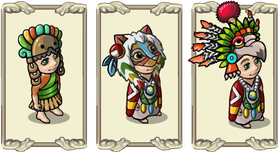 Name:  Headwear, Headdress of being seen (m and f), Healer's animal mask (m and f), Ritual flying helme.jpg Views: 1619 Size:  76.5 KB