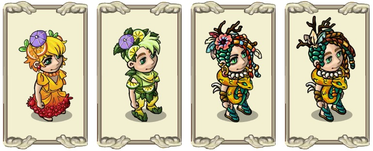 Name:  Refreshing summer robe (female) and (male), Transformation livery (female) and (male).jpg Views: 165 Size:  97.6 KB
