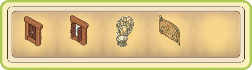 Name:  Wooden window (closed), Wooden window (open), Wreathed rattan chair, Yellowed treasure map (wall.jpg Views: 110 Size:  22.5 KB