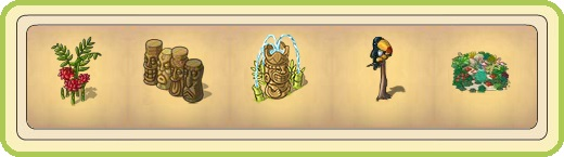 Name:  Torch ginger, Totem fence, Totem fountain, Toucan, Tranquil oasis (3 seats).jpg Views: 104 Size:  25.9 KB