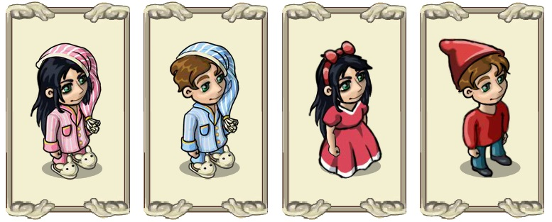 Name:  Cosy sleeping hat (female) and (male), Fabulous Headgear (female) and (male).jpg Views: 117 Size:  83.6 KB