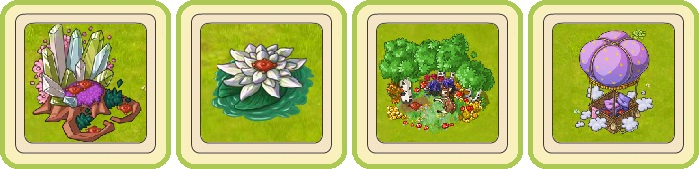 Name:  Crystal throne (4 seats), Delicate water lily (1 seat), Fairy-tale glade (1 seat), Gentle dream .jpg Views: 111 Size:  59.7 KB