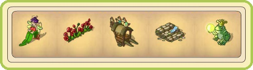 Name:  Playful flower elf, Poppies, Practical market cart, Prominent stairway, Quacking light.jpg Views: 63 Size:  26.1 KB