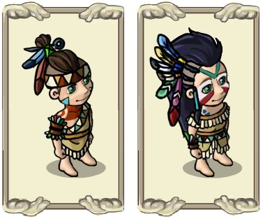 Name:  Robes, Steppe costume  (male) and (female).jpg
