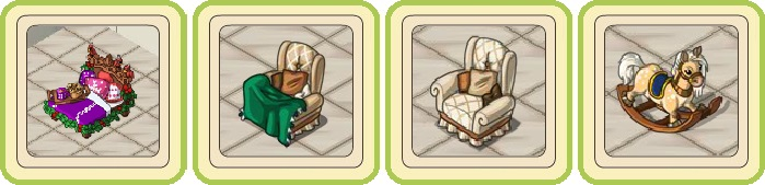 Name:  Festive sleeping place, Home of the cuddly blanket, Learned wintry chair, Precious rocking horse.jpg Views: 1230 Size:  54.4 KB