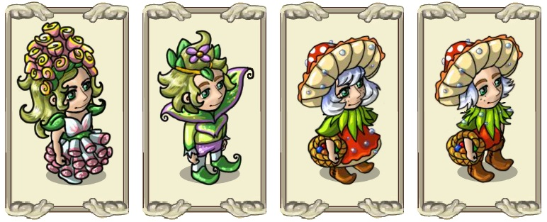 Name:  A fairy's blossom gem (female) and (male), A hairy something from the forest (female) and (male).jpg Views: 415 Size:  103.8 KB