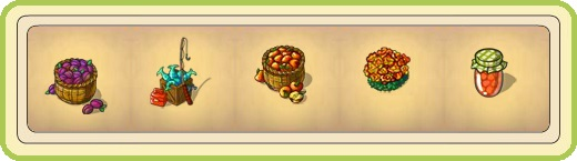 Name:  A bushel of plums, Angler's case, Apple basket, Apprentice's flower, Apricot jam.jpg