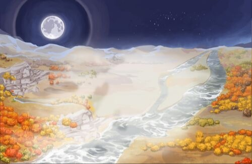 Name:  Sky Art, Autumn Mood, Harvest moon, thumbnail.jpg