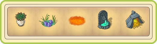 Name:  Scaled roquette, Sea-scale's nest, Seething lava lake, Sinister dragon spring, Sparkling drago.jpg Views: 3 Size:  24.7 KB