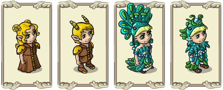 Name:  Authentic imitation (female) and (male), Cap of dragon care (female) and (male).jpg Views: 2 Size:  94.0 KB