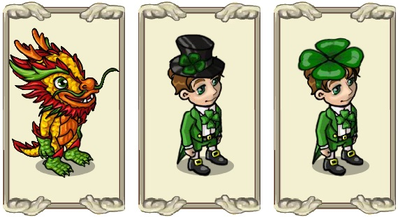 Name:  Colourful dragon mask, Hat of Fortune and Lucky loop (male and female).jpg Views: 1606 Size:  68.3 KB
