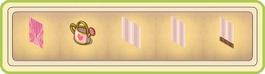 Name:  Pink patterned wallpaper (wall) (tall), Pink watering can, Romantic decorative stripes (wall) (s.jpg Views: 14 Size:  20.8 KB