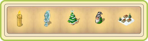 Name:  Golden candle, Graceful ice sculpture, Grand Christmas tree, Green wooden gnome, Group sleigh-ri.jpg
