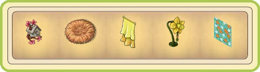 Name:  Chirping lodger (wall), Cosy nest, Daffodil curtain model, Daffodil lamp, Delicate floral wallpa.jpg Views: 687 Size:  24.4 KB