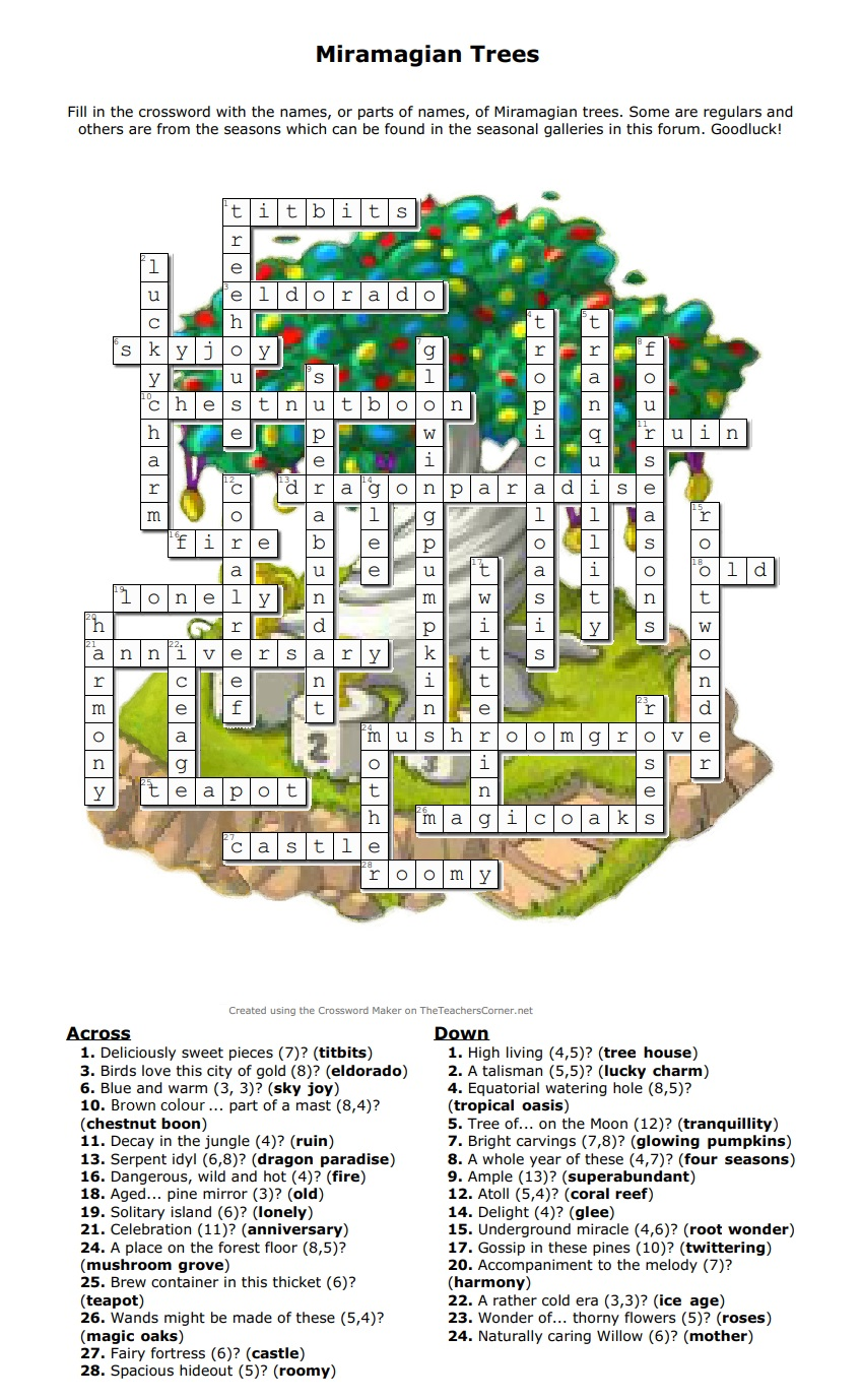 Name:  Tree Decorations crossword 2021 answers.jpg Views: 35 Size:  411.6 KB