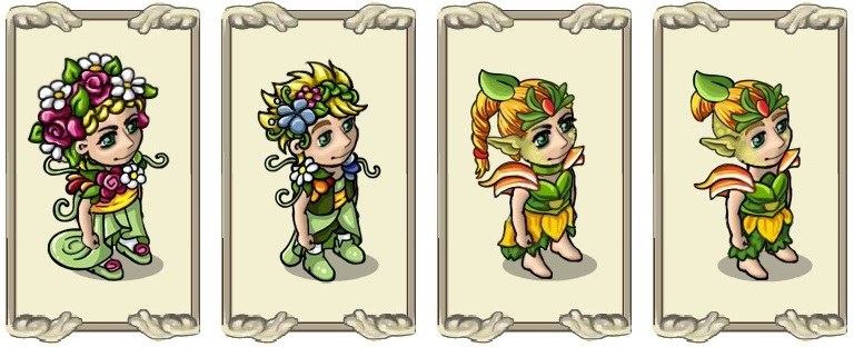 Name:  Braided floral crown (female), Floral hair band (male), Leafy elf jewellery (female) and (male).jpg Views: 405 Size:  95.4 KB