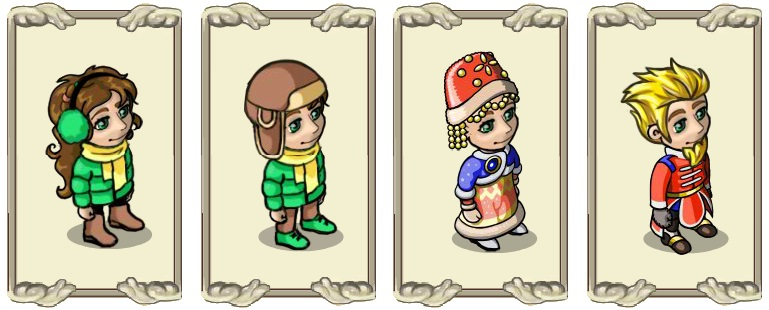 Name:  Warm clothing (female) and (male), Winter dress (female) and (male).jpg