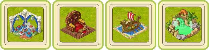 Name:  Ancient Symposium, Forest throne, Historical dragon ship, Hot spring.jpg