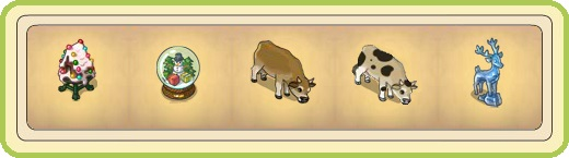 Name:  House of sugar, Huge snow globe, Hungry grazing cow (brown), Hungry grazing cow (spotted), Ice-c.jpg Views: 667 Size:  25.4 KB