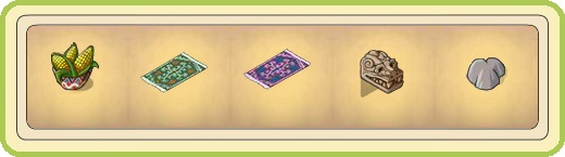 Name:  Fresh corn cobs, Handwoven masterpiece (green) and (lilac), Huge archaeological find, Little sto.jpg