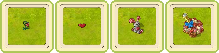 Name:  Heart lily, Little heart, Lovable hare, Mage gift basket.jpg Views: 10 Size:  45.6 KB