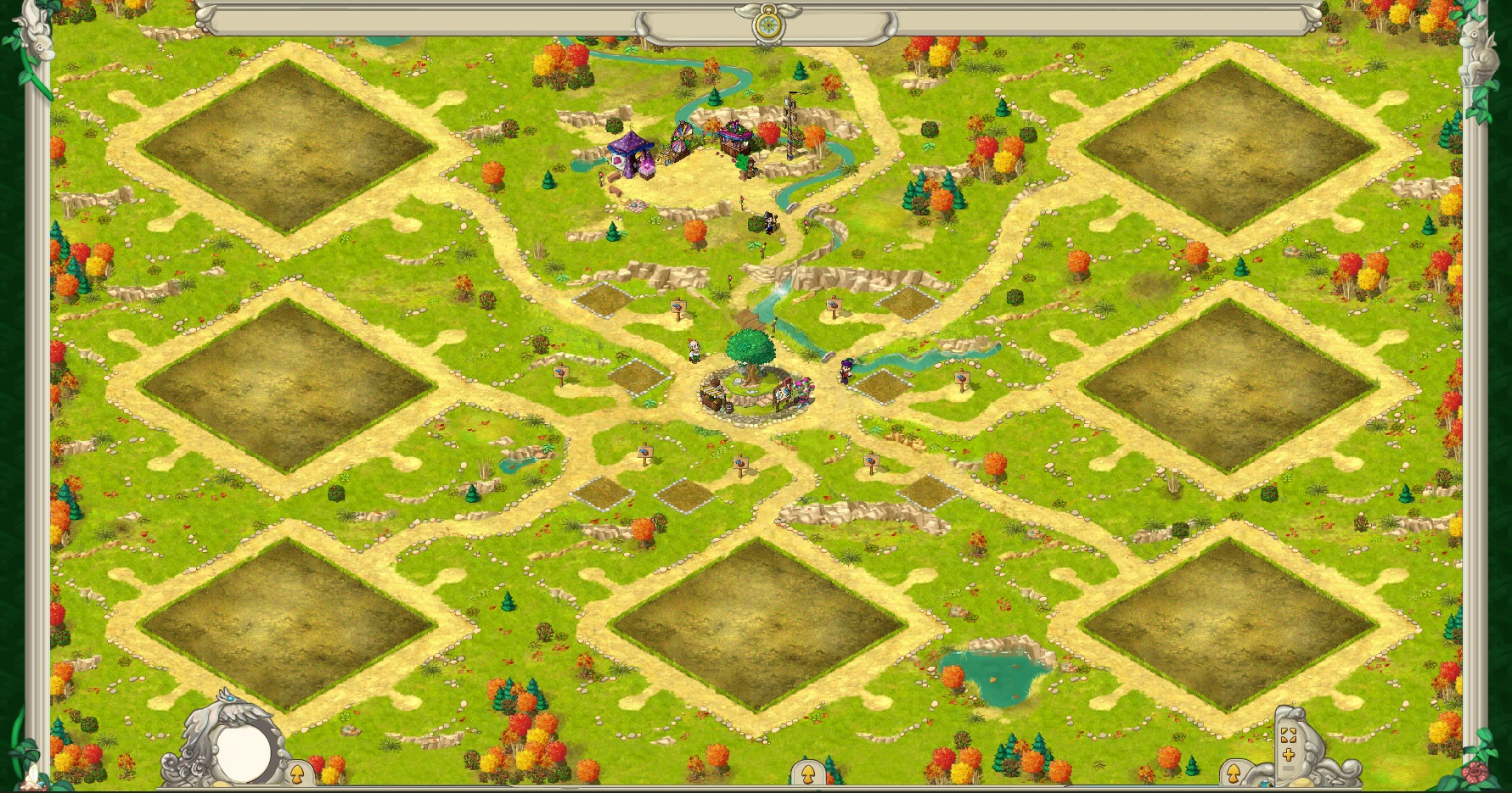 Name:  Village, Autumn Mood, whole.jpg