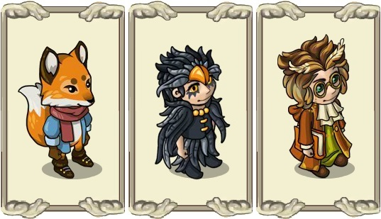 Name:  Autumn Mood, Robes, Fox suit, Night black feather dress, Savvy robe, forum gallery.jpg