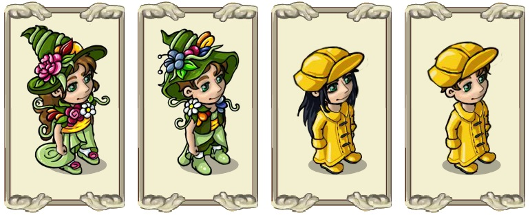 Name:  Entwined hat (female) and (male), Hat of the coastal dweller (female) and (male).jpg Views: 303 Size:  96.9 KB