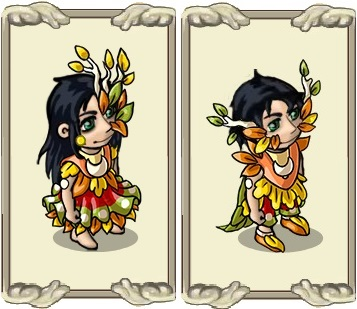Name:  Autumn Mood, Robes, Autumnal dress of leaves, forum gallery.jpg Views: 273 Size:  47.8 KB
