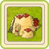 Name:  Garden object, Autumn mood, Hay stack (3 seats), forum gallery.jpg Views: 2001 Size:  14.4 KB