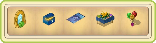 Name:  Mirror - special edition, Moon chest, Mysterious moon rug, New year buffet, New Year's balloon.jpg Views: 20 Size:  24.4 KB