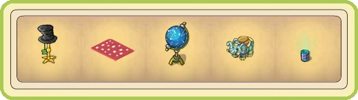 Name:  Special hat stand, Speckled rug, Star globe, Strong elephant, Table firework (aqua).jpg Views: 19 Size:  22.8 KB
