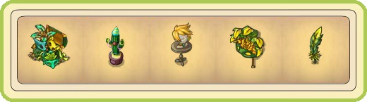 Name:  Elegant costume collection, Festive cactus, Golden wig, Green feather lamp, Green quill.jpg Views: 11 Size:  25.5 KB