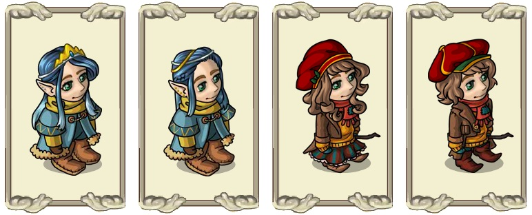 Name:  Cosy winter coat (female) and (male), Enchanting winter wear (female) and (male).jpg Views: 4 Size:  91.5 KB