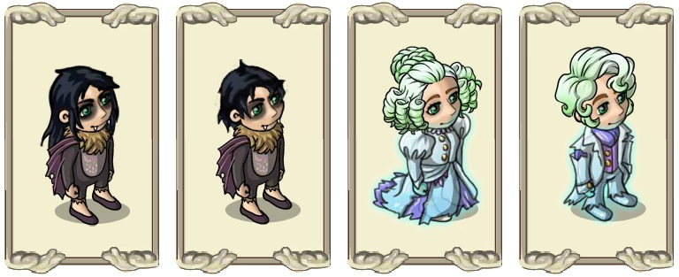 Name:  Fluffy bat costume (female) and (male), Ghostly threads (female) and (male).jpg Views: 1112 Size:  86.1 KB