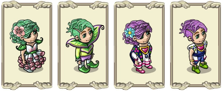 Name:  Trendy spring hair style (green) (female) and (male), Trendy spring hair style (purple) (female).jpg Views: 409 Size:  92.1 KB
